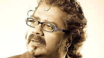 Ghazal and popular singer Hariharan (Photo Courtesy: Twitter)