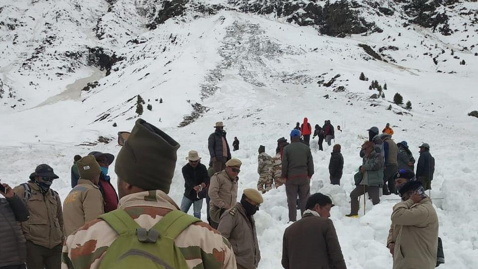 LIVE News Updates: Avalanche hits bargul village, Lahaul, himachal pradesh