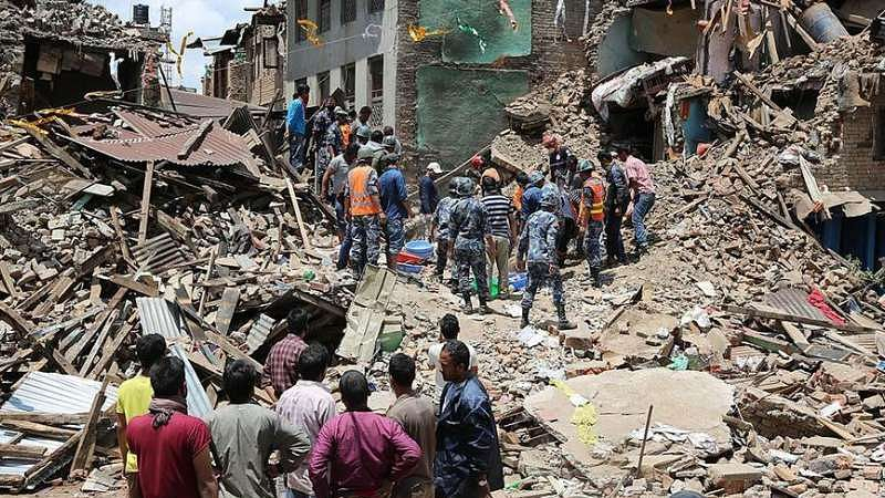 Nepal health centres, schools await reconstruction 5 yrs after quake