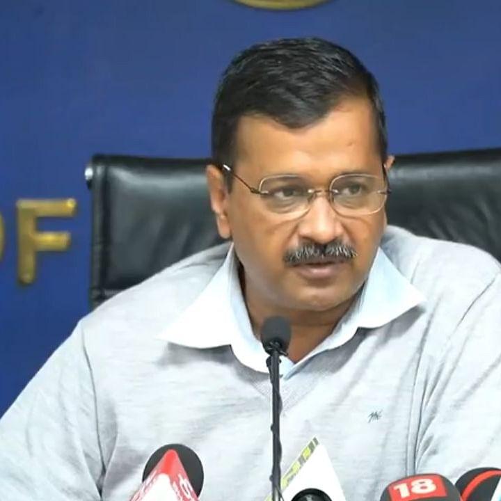 Delhi CM Arvind Kejriwal (Photo Courtesy: IANS )