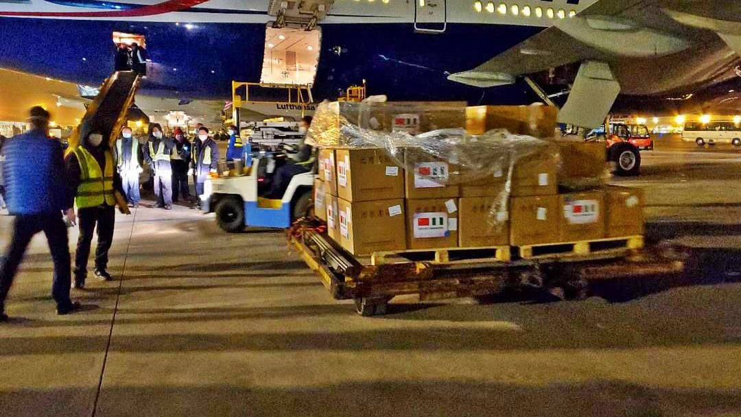 Food supplies given to 22 Indian workers stranded in Sharjah