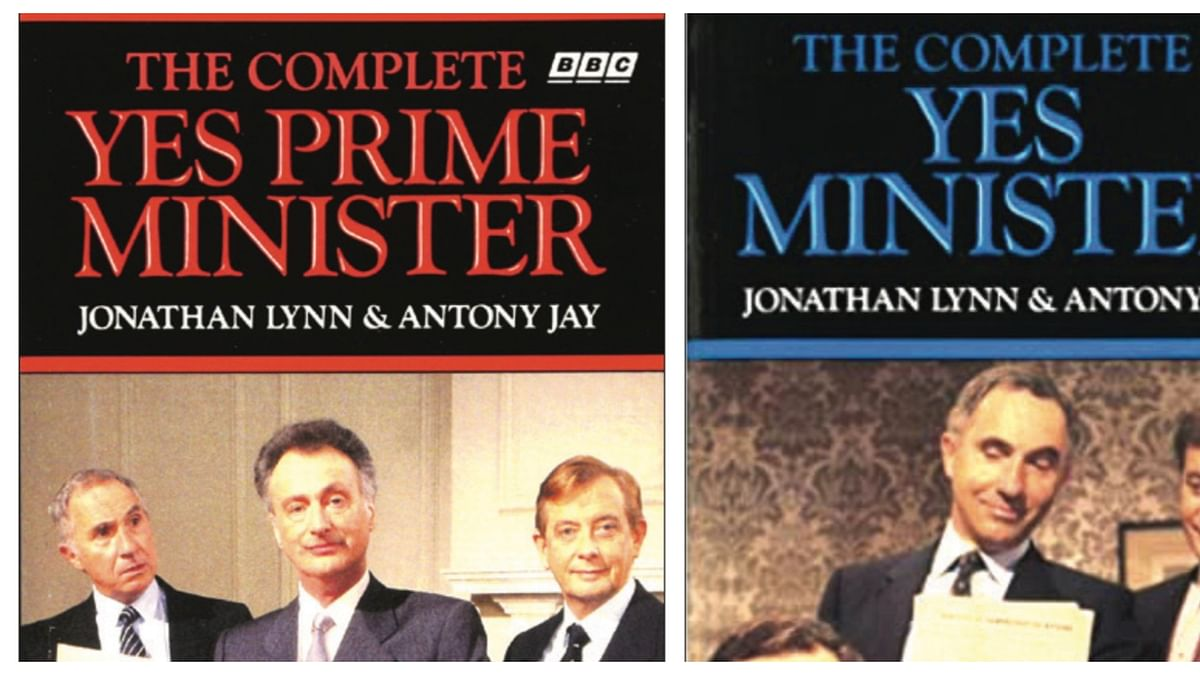 Lockdown diary: Books they are re-reading and why- Yes Prime Minister