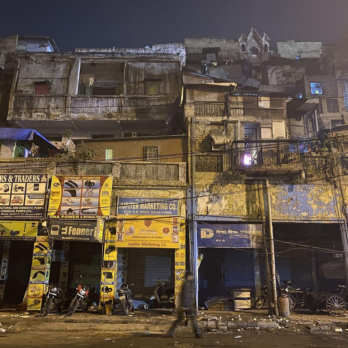 GB Road, Delhi (Photo courtesy- social media)