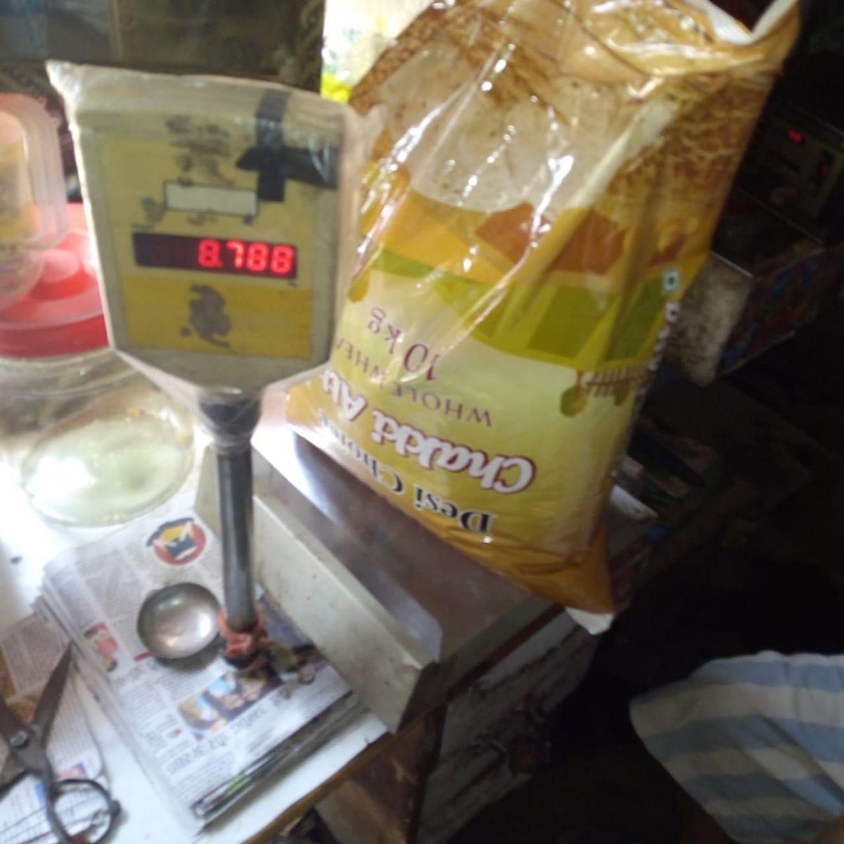 Underweight flour packets distributed in MP: Congress alleges ₹60 crore 'atta scam', demands probe