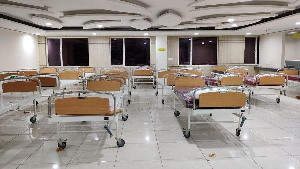 Delhi govt fails to provide proper accommodation, meals to LNJP nurses on COVID-19 duty
