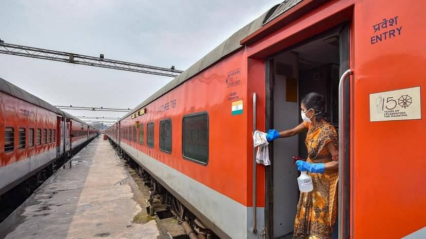 First time in 167 years, railways not ferrying passengers on its birthday
