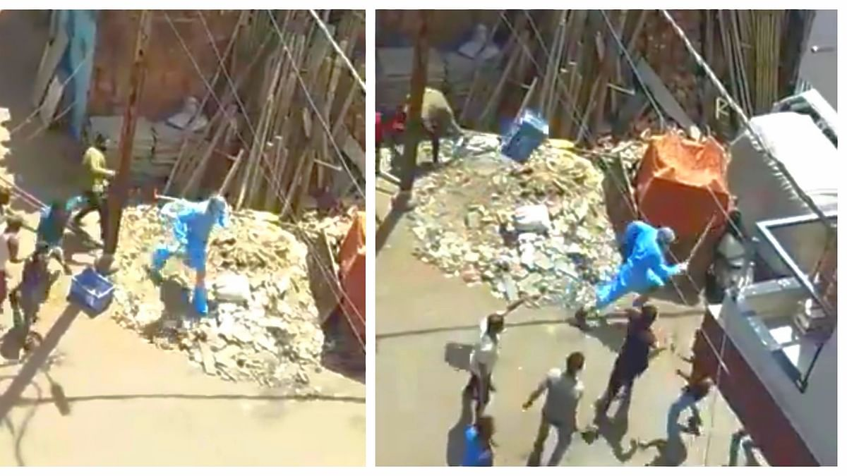 Madhya Pradesh: 2 lady doctors hurt in stone pelting in Indore