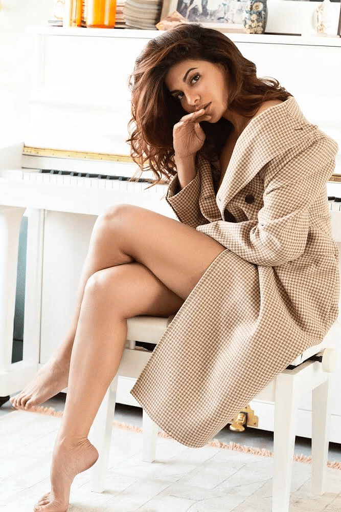 Jacqueline Fernandez completes ten years in Bollywood, feels blessed to be part of film industry