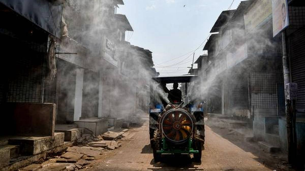 Coronavirus LIVE: COVID-19 cases in Mumbai's Dharavi go up by 18 to 1,639