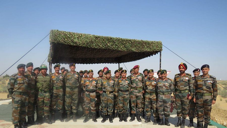 Army's Jaisalmer experience says COVID-19 may activate in bodies even after 14 days