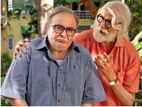 A still from 102 Not Out (Photo Courtesy: social media)