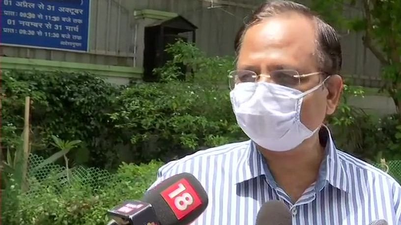 Gradually reduction in new cases, positivity rate points at decreasing COVID spread in Delhi: Satyendar Jain