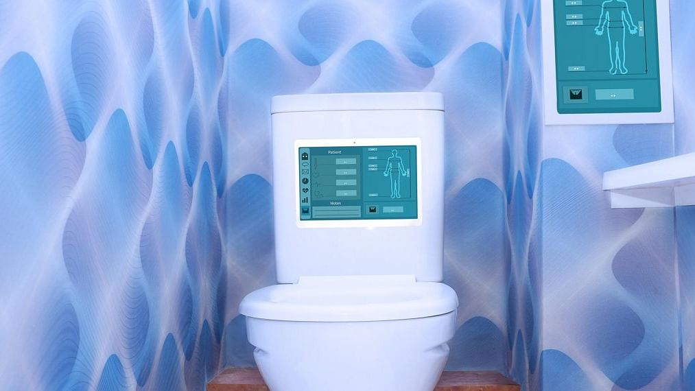 New 'smart toilet' can look for signs of disease