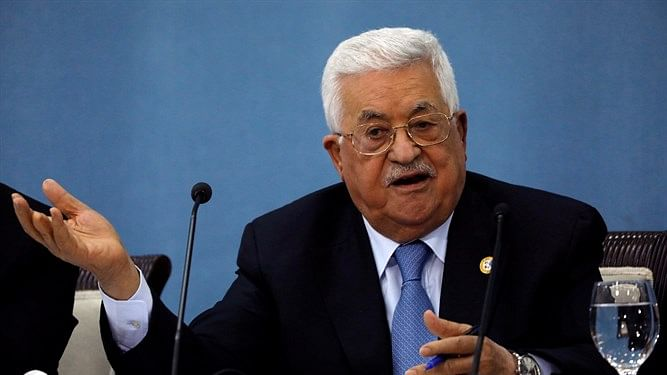 Palestine extends state of emergency for 30 days