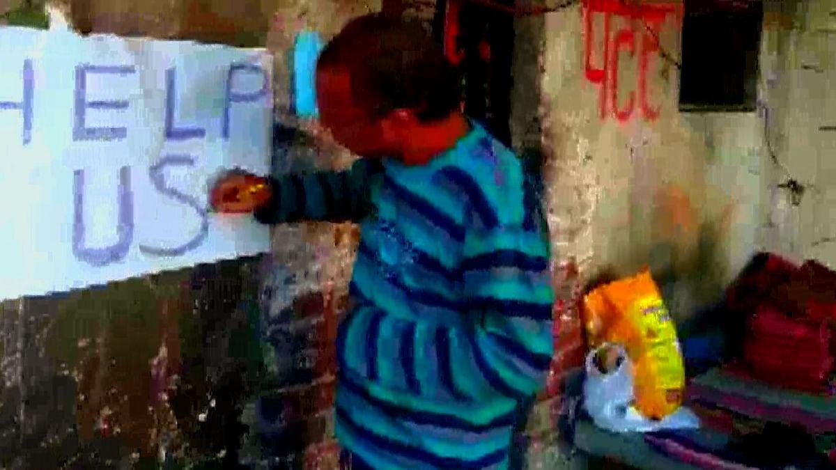 Lost job in lockdown, Haryana daily-wager pleads help