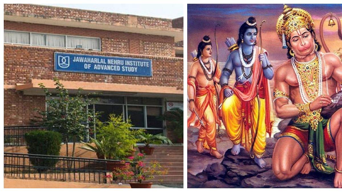 Jawaharlal Nehru University will now give 'leadership lessons' through Ramayana