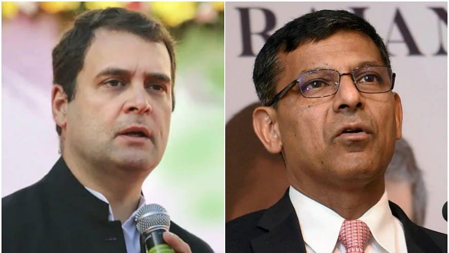 Rahul with Raghuram on equality, economy and COVID-19