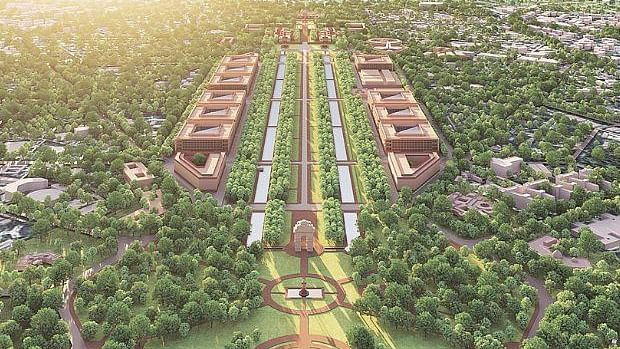 Central Vista project: In new challenge, plea in SC against Centre's land use change notification