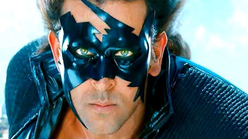 If Hrithik was Krrish, he'd decimate COVID and cigarettes
