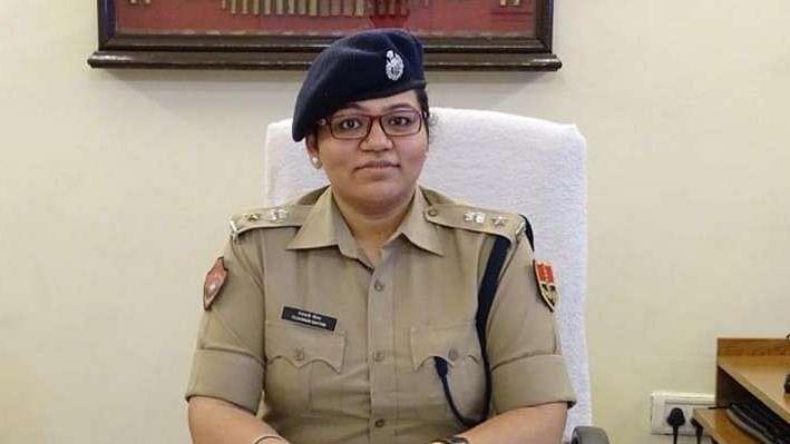 Tejaswini Gautam (Photo courtesy- social media)