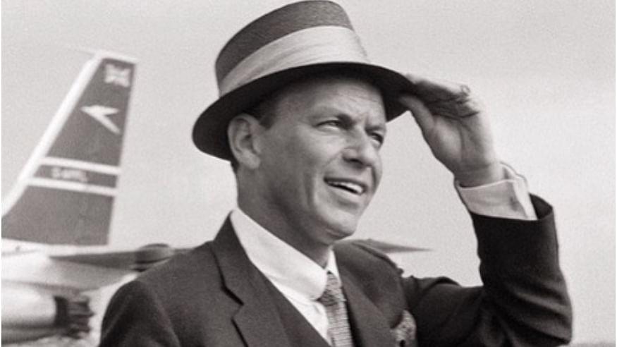 Frank Sinatra (Photo Courtesy: Twitter)