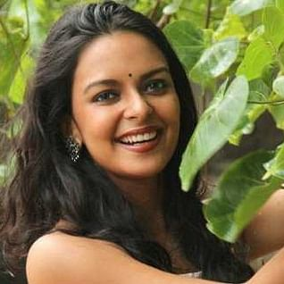 Actress Bidita Bag