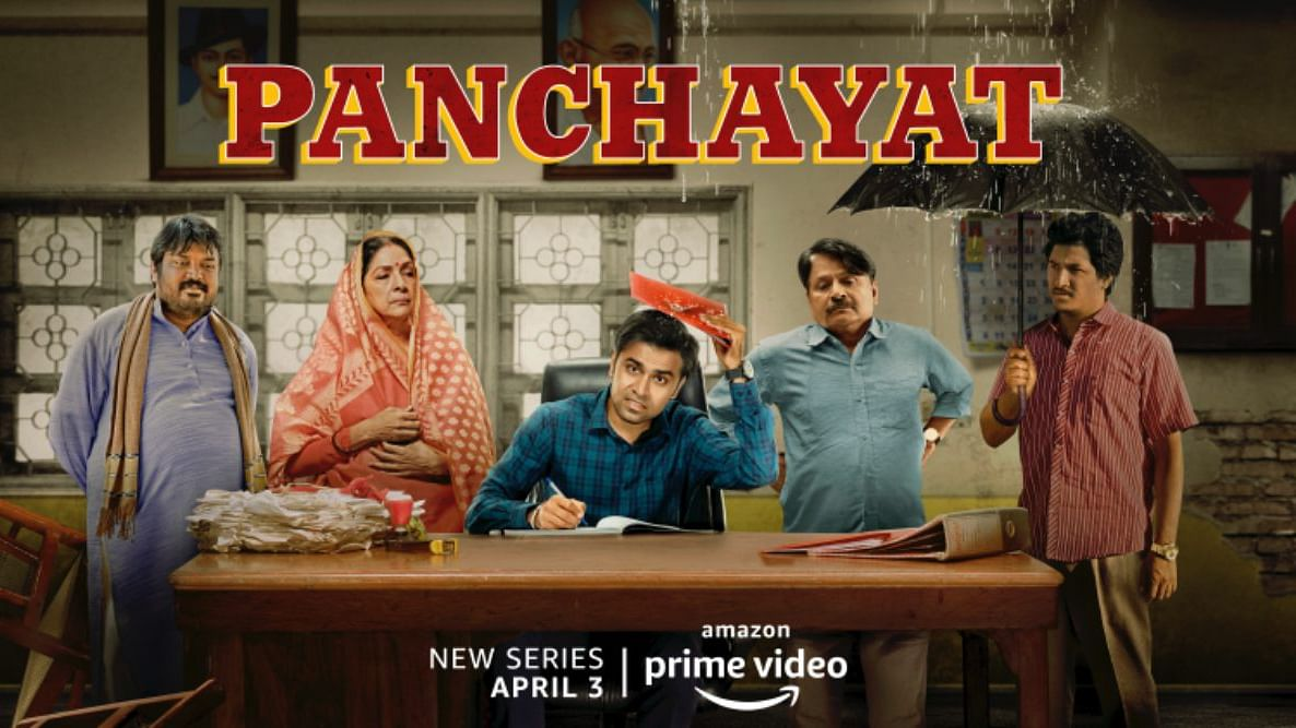 Panchayat deals with a refreshingly new subject: Neena Gupta