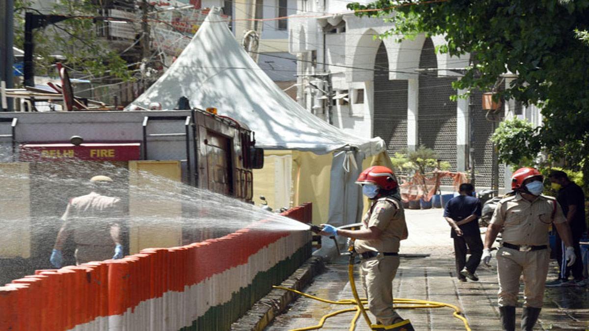 Covid-19: Delhi government seals 20 hotspots across city