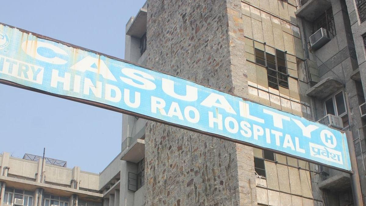 Delhi's Hindu Rao Hospital shut after nurse tests positive