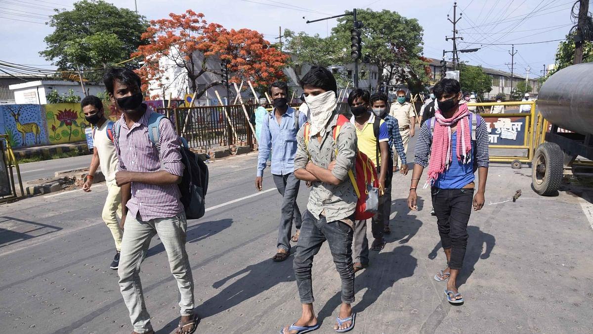 Man walks from Mumbai to UP's Shravasti, dies in quarantine