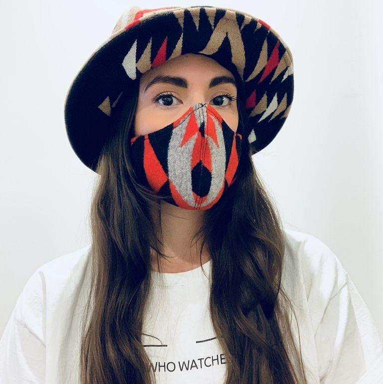 In Fashion: Masks go chic