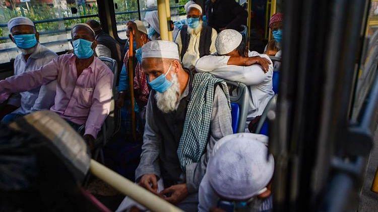 Delhi Minorities Commission says extended quarantine of Tablighi Jamaat attendees illegal