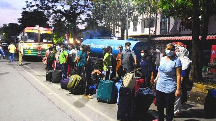 Bring us home, Bihar students in Kota intensify protest