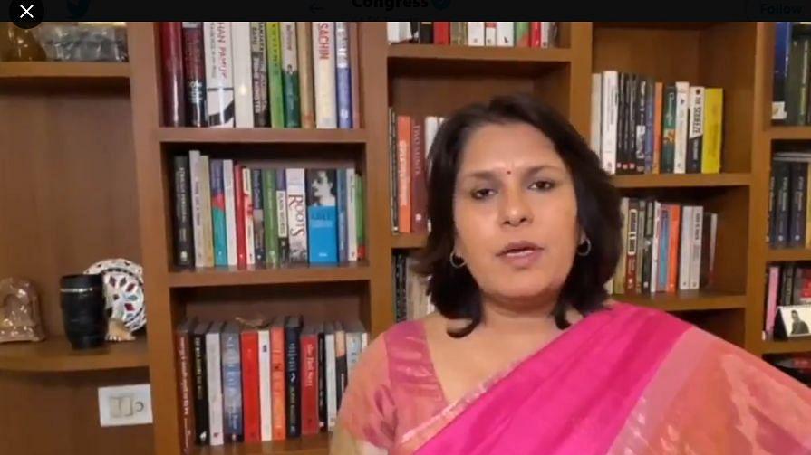 Where does the buck stop: Congress on scribe's killing in Uttar Pradesh