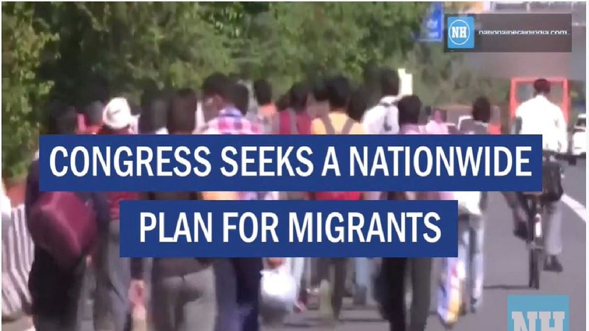 Congress seeks a nationwide plan for migrants