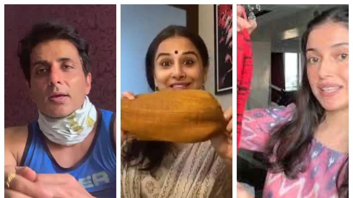 #ApnaDeshApnaMask: Celebs support Govt's homemade mask awareness mission
