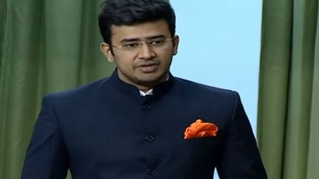Modi government requests Twitter to withhold Tejasvi Surya's 'Terror and Islam' tweet