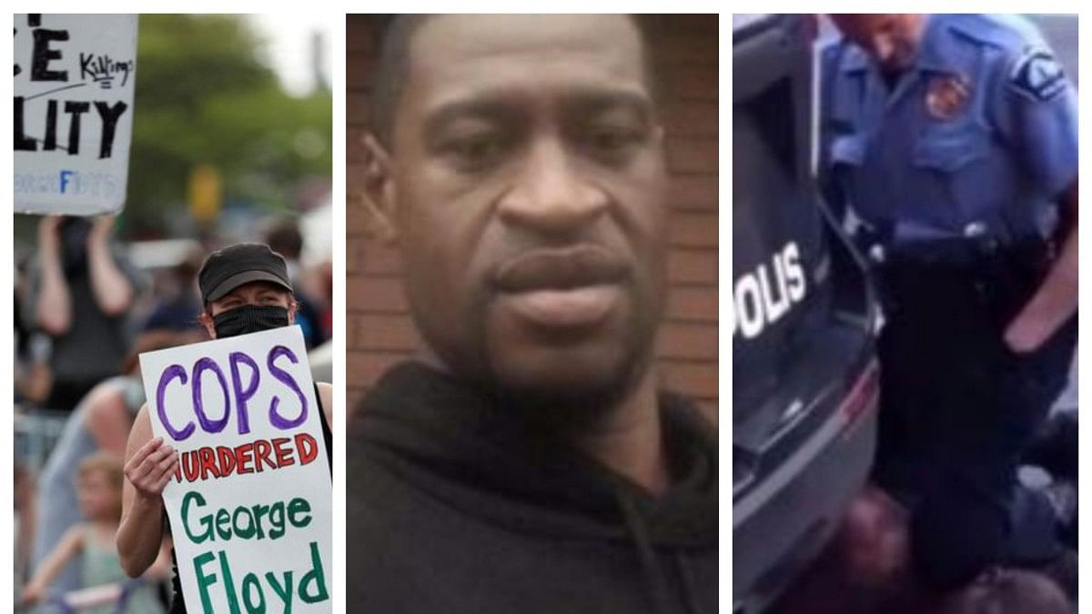 Shocking video of Black American killed by police triggers widespread protests