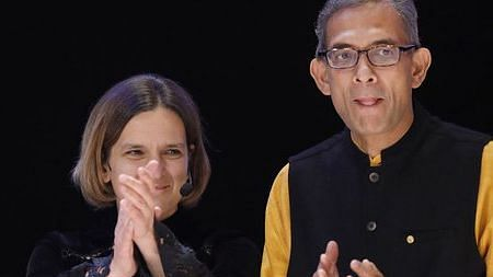 Watch: Abhijit Banerjee & Esther Duflo in conversation; 'start cash transfer of ₹1000 per person, per month'