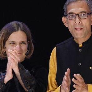 Watch: Abhijit Banerjee & Esther Duflo in conversation; 'start cash transfer of ₹1000 per person, per month'