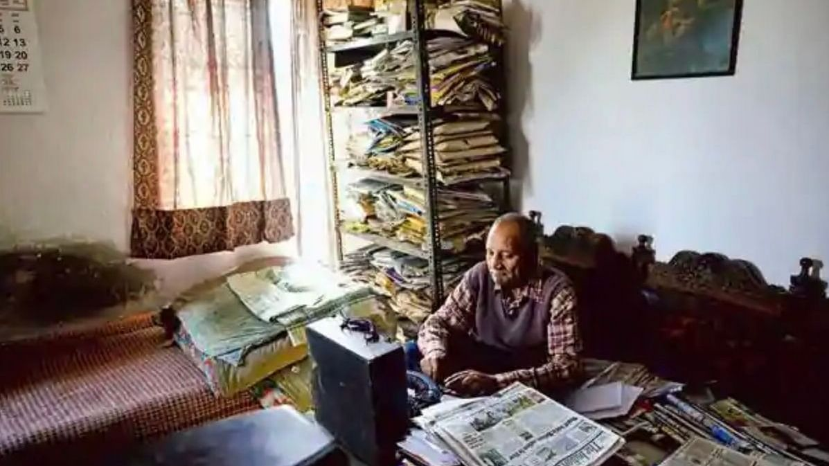 He knew Delhi like back of his hand: A tribute to RV Smith, noted author and the city's  finest chronicler