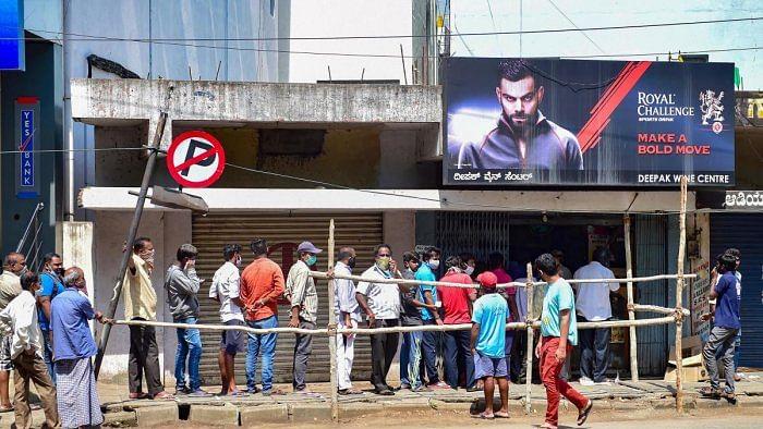 Bengaluru liquor shop booked after jumbo single sale bill goes viral