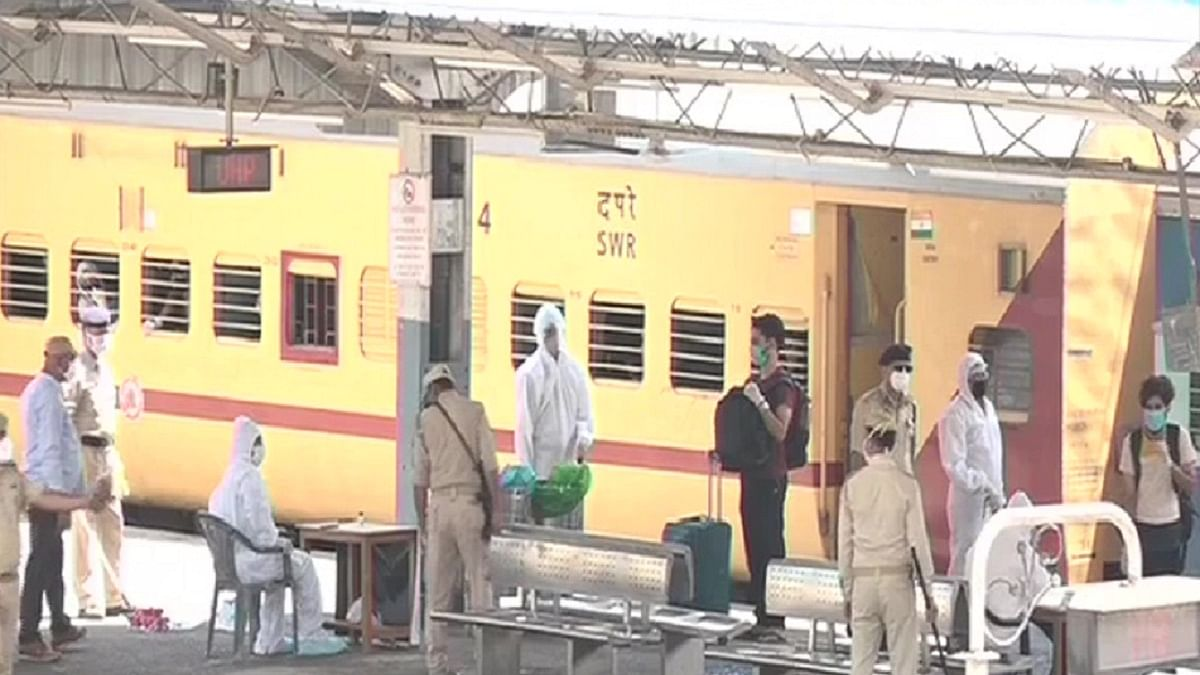 Over 6 lakh transported by 542 Shramik trains since May 1