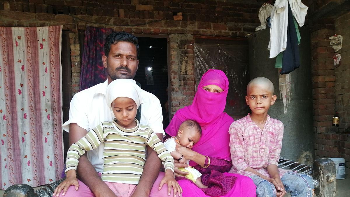 Uttar Pradesh: Priyanka Gandhi sends help directly to children without milk, hapless father in Muzaffarnagar