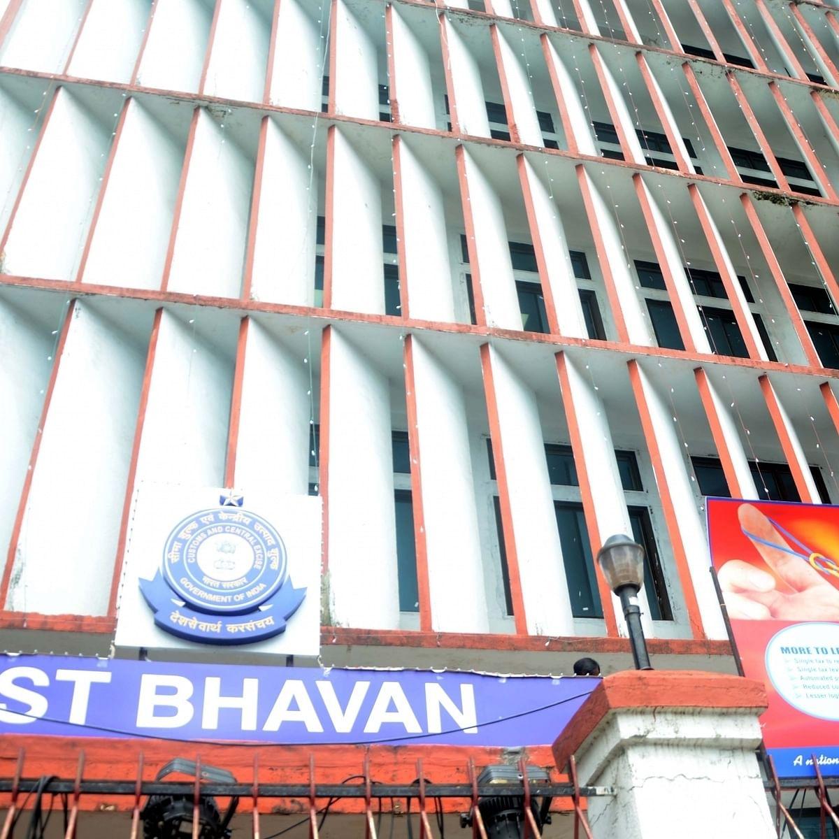 GST Bhavan