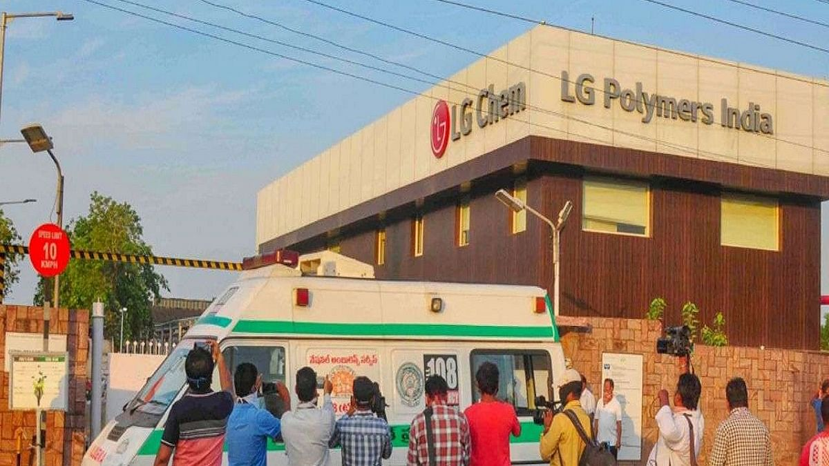 Vizag gas leak: SC declines relief to LG Polymers over NGT direction to deposit ₹50 crore