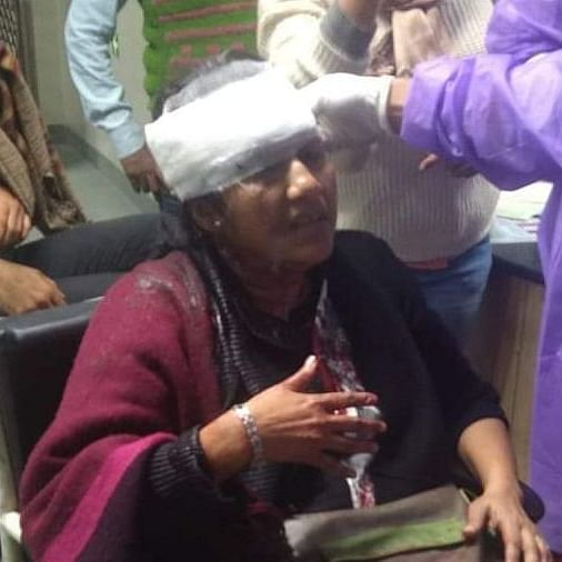 Prof Sucharita Sen (Photo courtesy: Twitter)