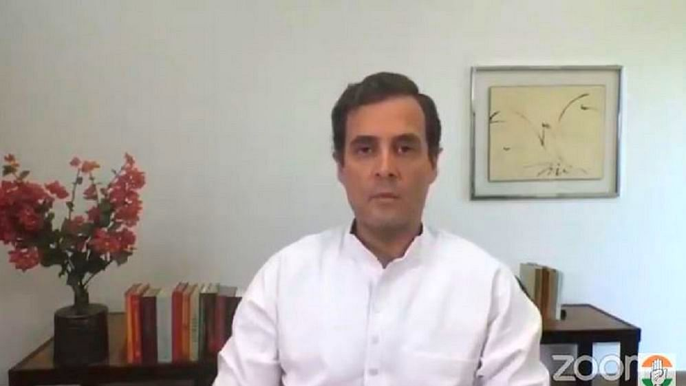'Reconsider' the package, Rahul demands Modi