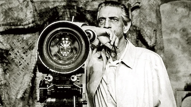 Satyajit Ray's  birth anniversary: Public 'Enemy' and 'Two'