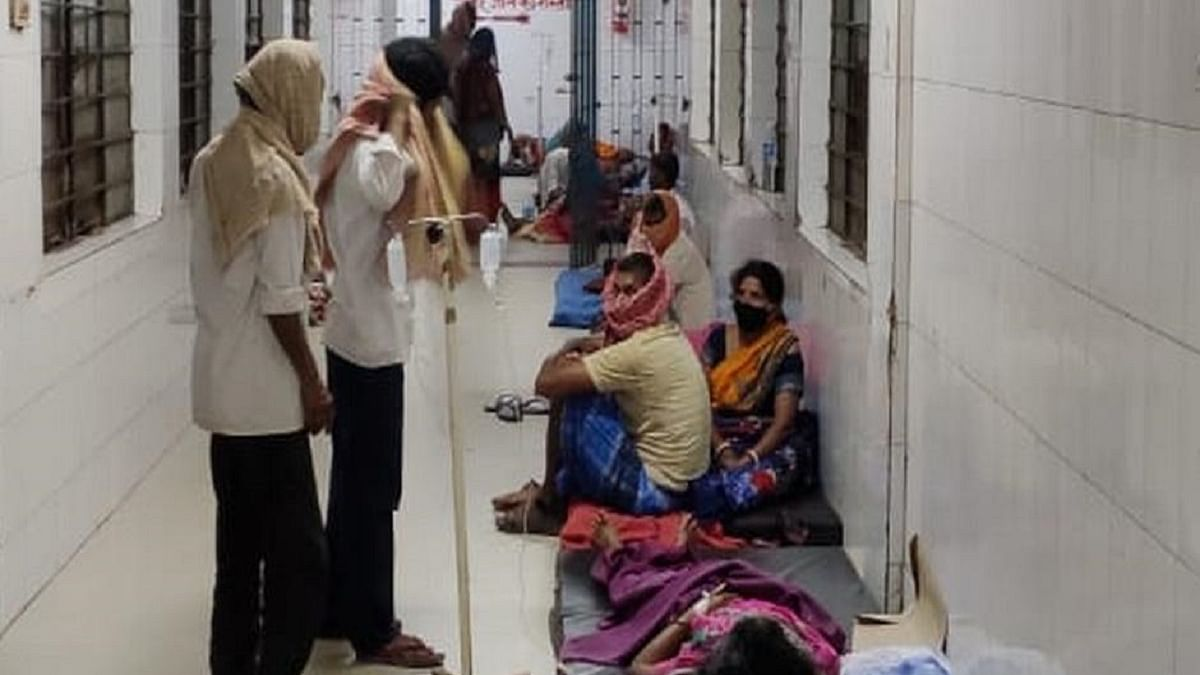 Highest ever spike of 5,611 COVID-19 cases and 140 deaths in  24 hours, 1,06,750 total cases in India